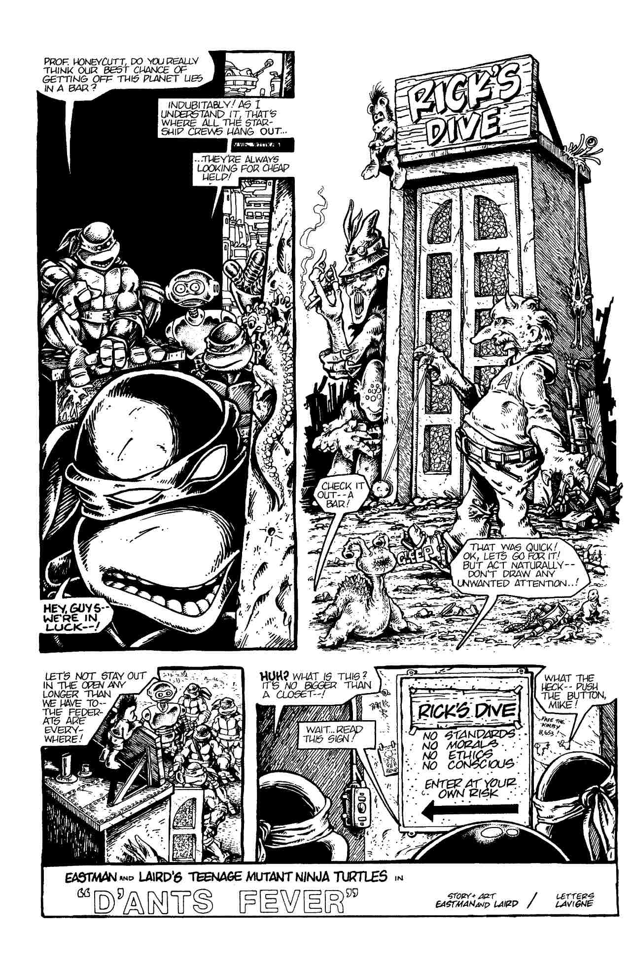 Read online Shell Shock comic -  Issue # Full - 116