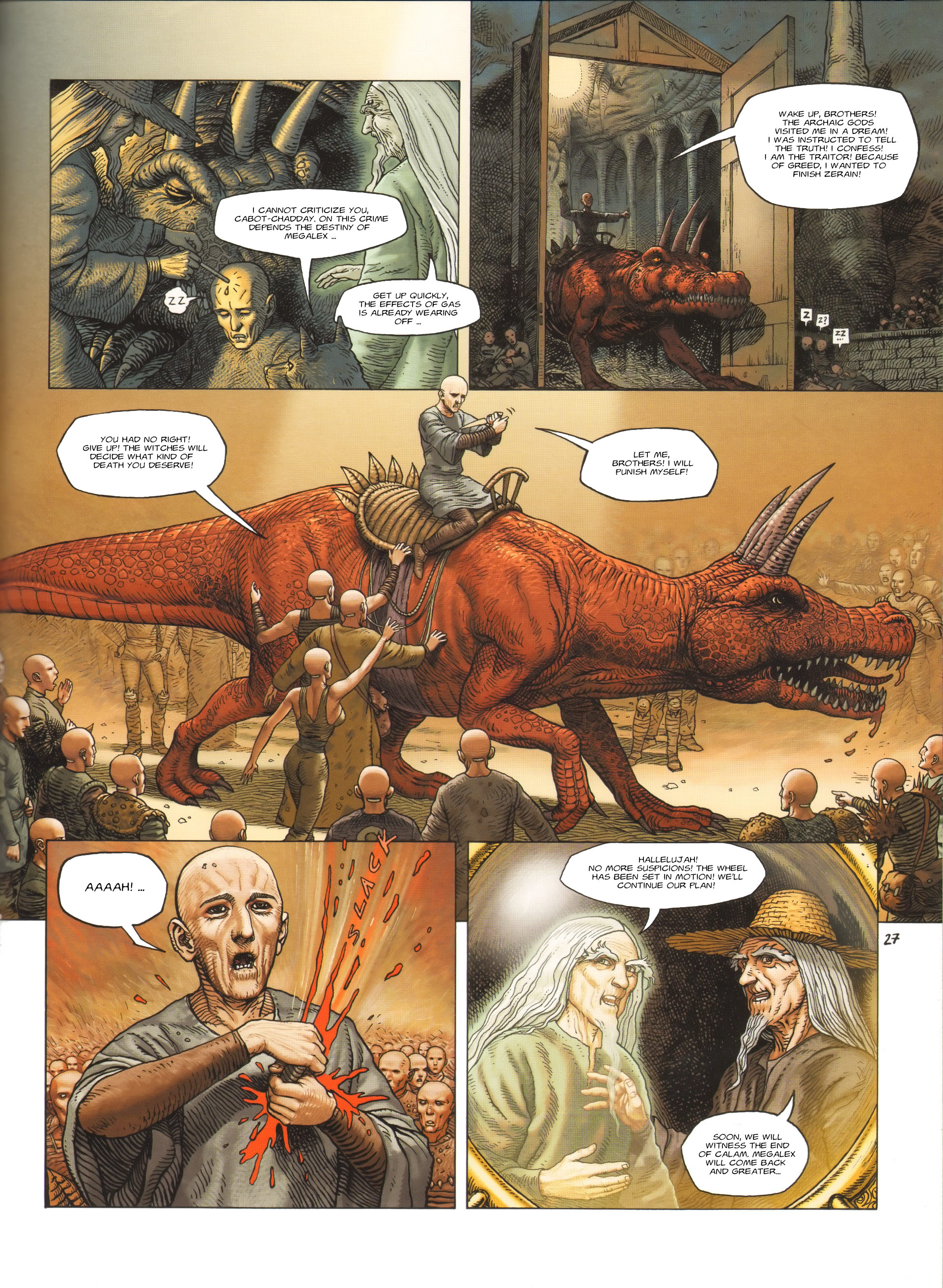 Read online Megalex (2014) comic -  Issue #3 - 30