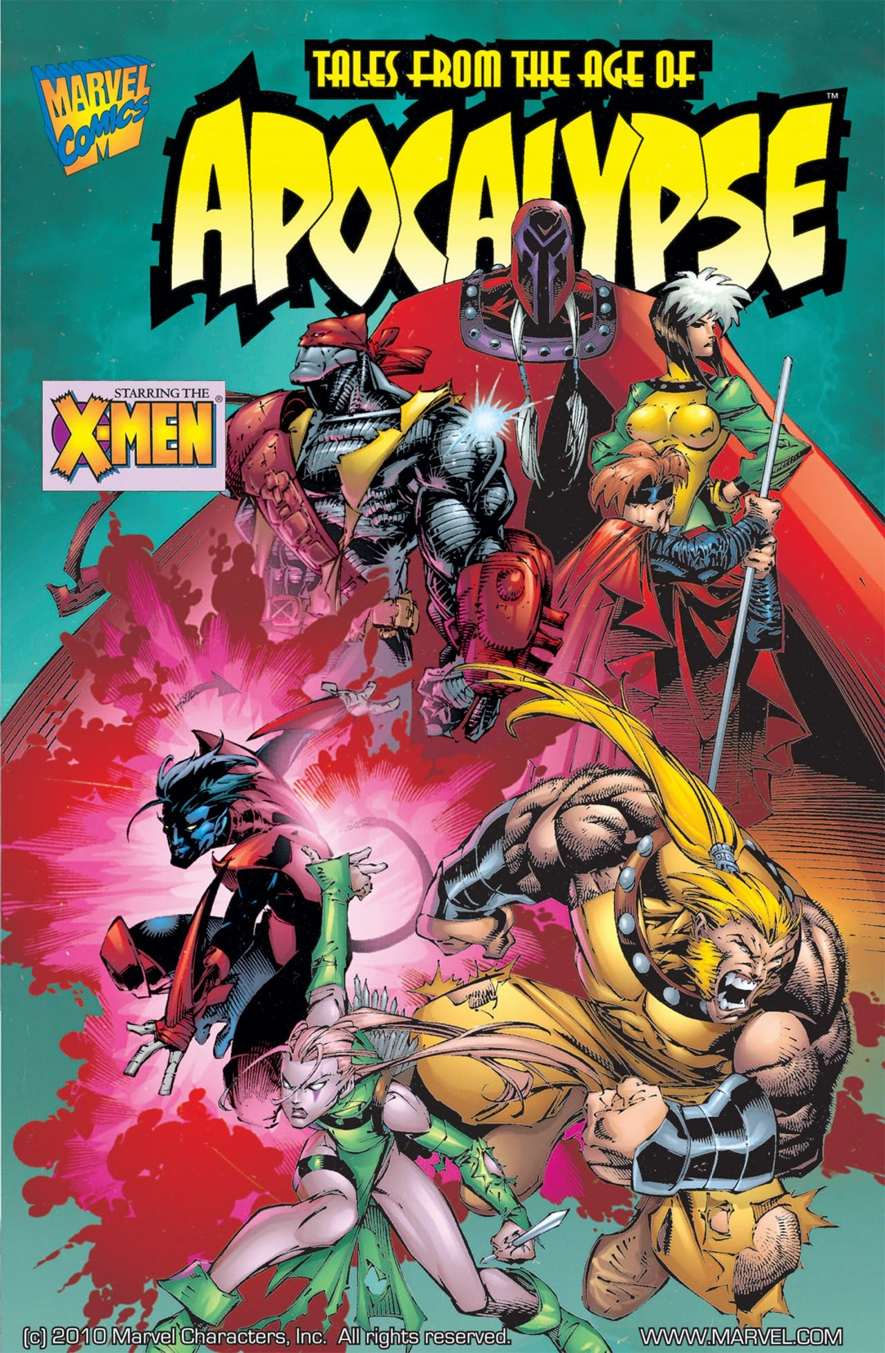 Tales From the Age of Apocalypse 2 Page 1