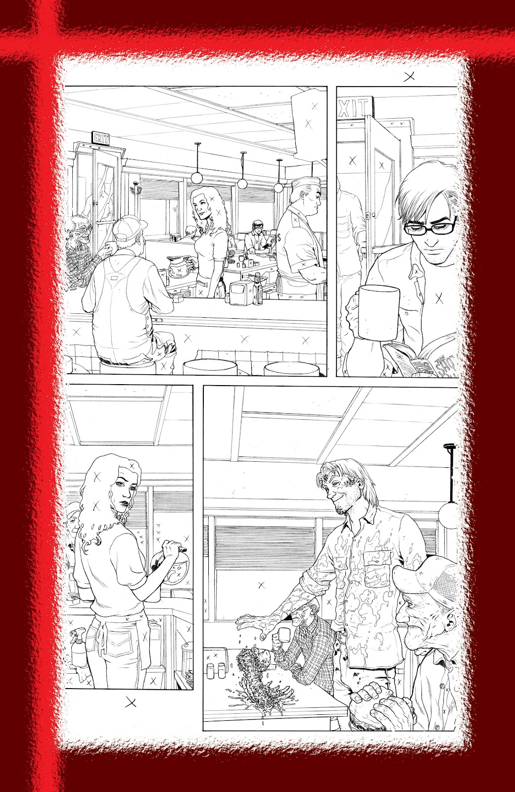 Crossed: Badlands issue 100 - Page 29