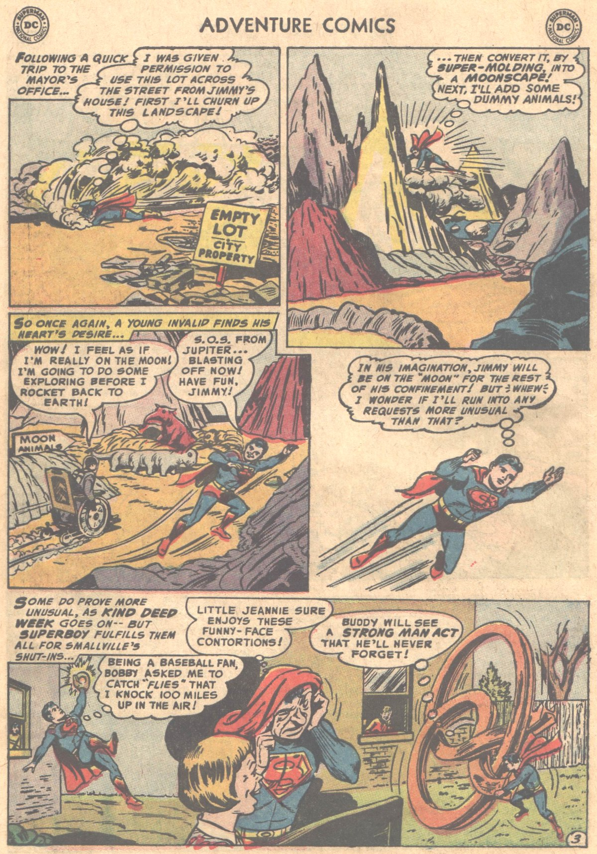 Read online Adventure Comics (1938) comic -  Issue #331 - 21