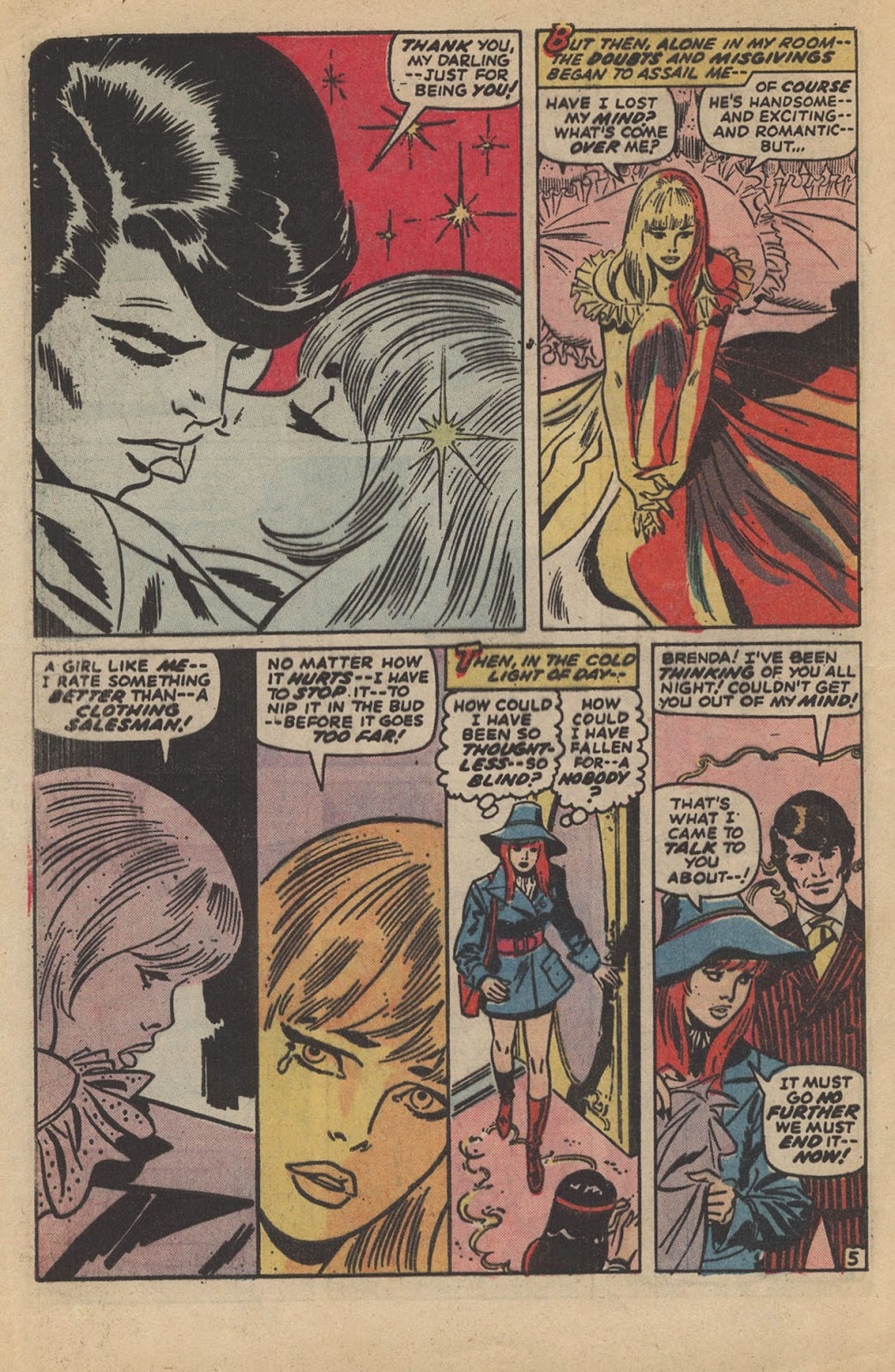 My Love (1969) issue 23 - Page 8
