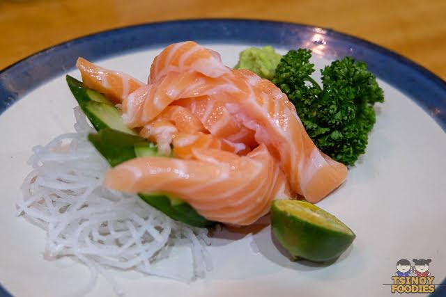 harasu sashimi