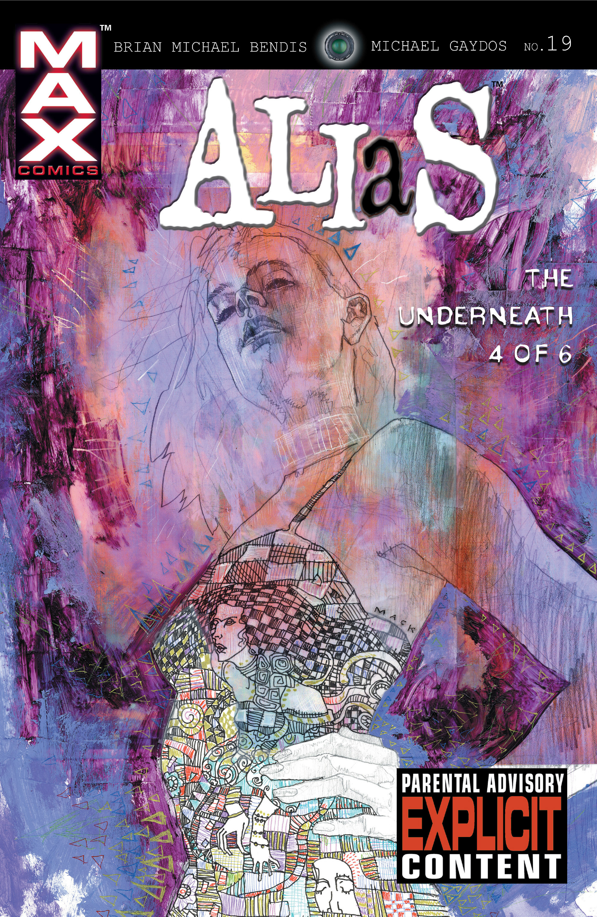 Read online Alias comic -  Issue #19 - 1