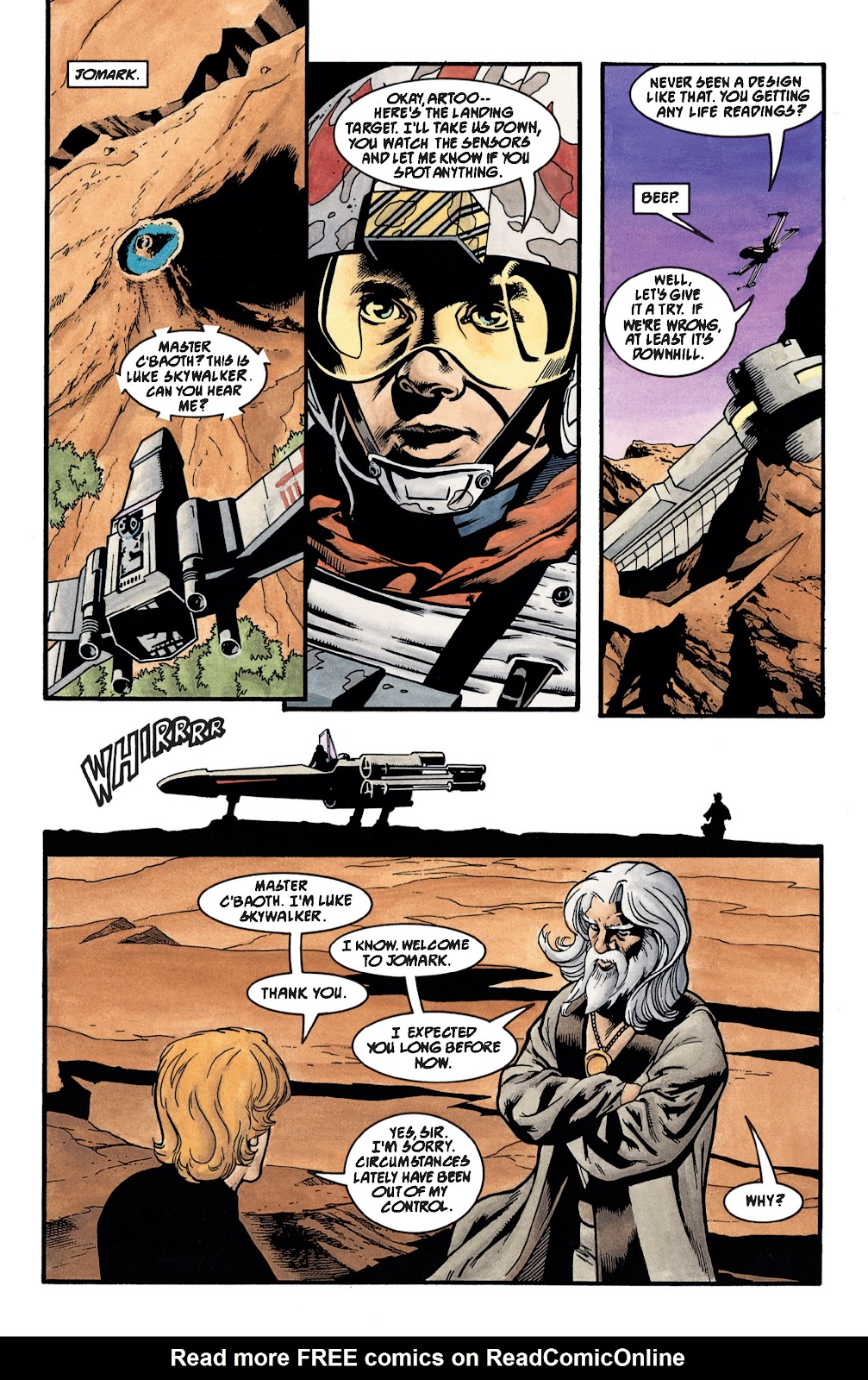 Read online Star Wars Legends: The New Republic - Epic Collection comic -  Issue # TPB 4 (Part 3) - 12