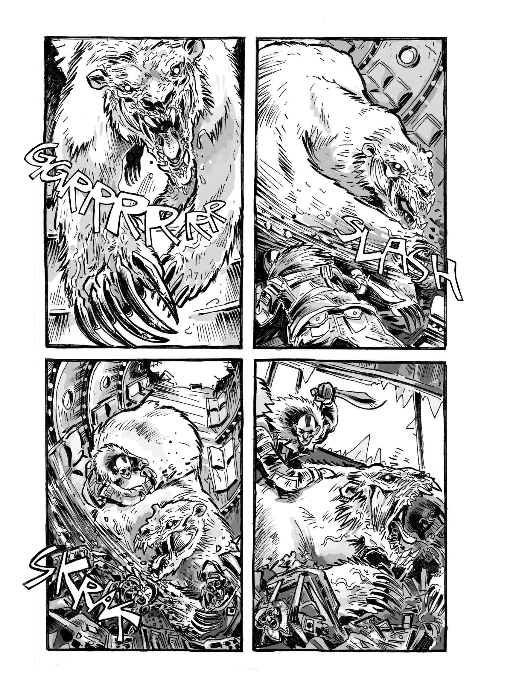 Read online FUBAR comic -  Issue #2 - 151