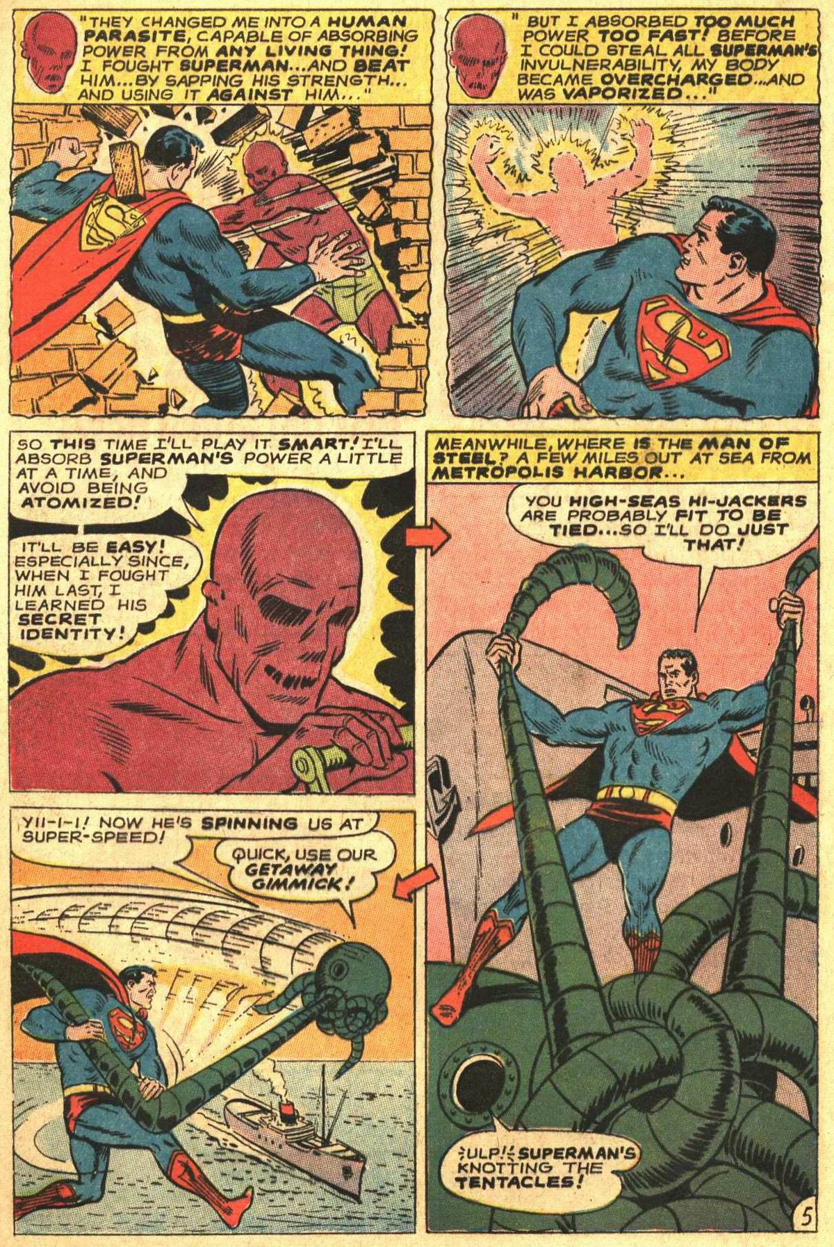 Read online Action Comics (1938) comic -  Issue #361 - 8