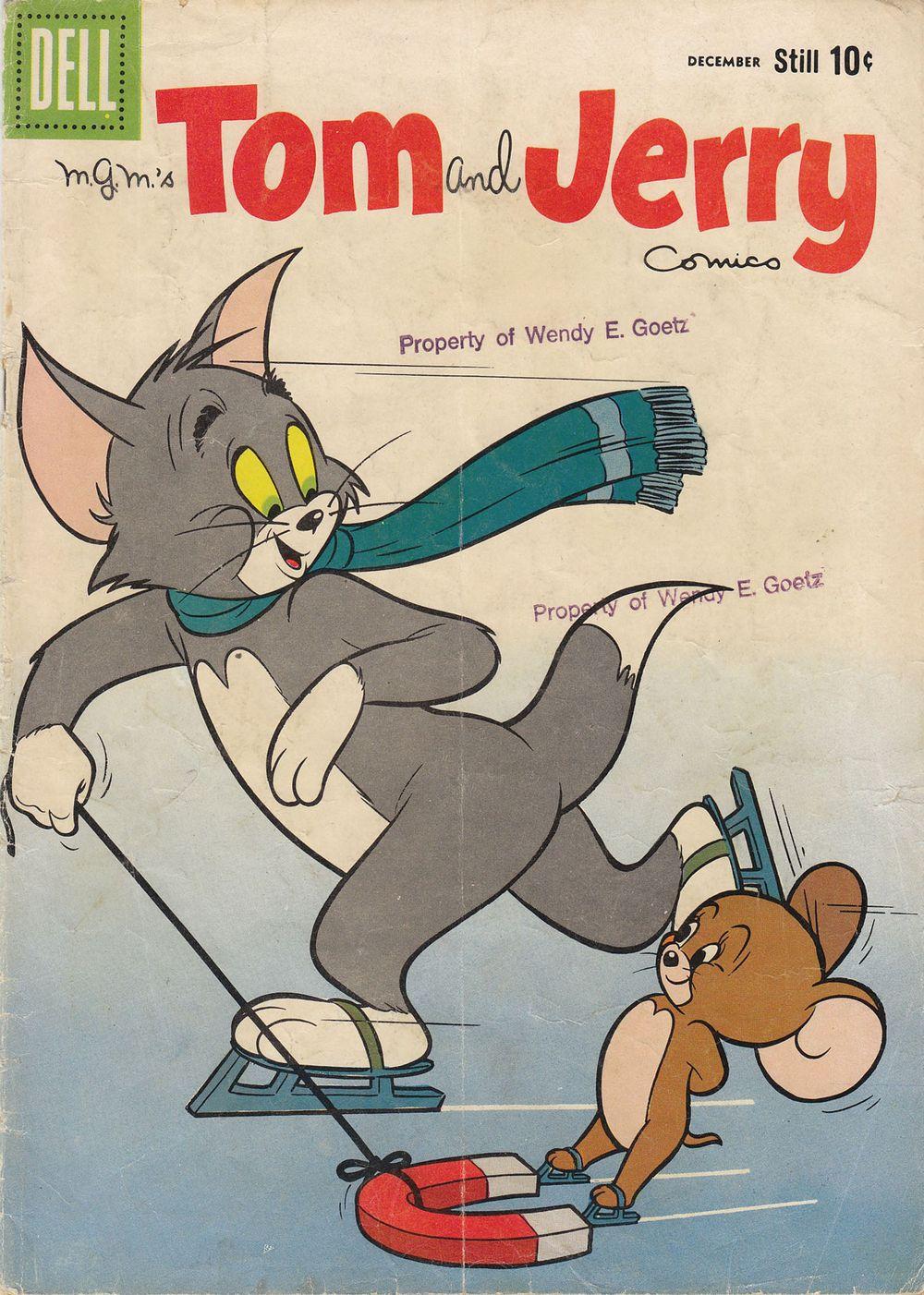 Tom & Jerry Comics 173 Page 1