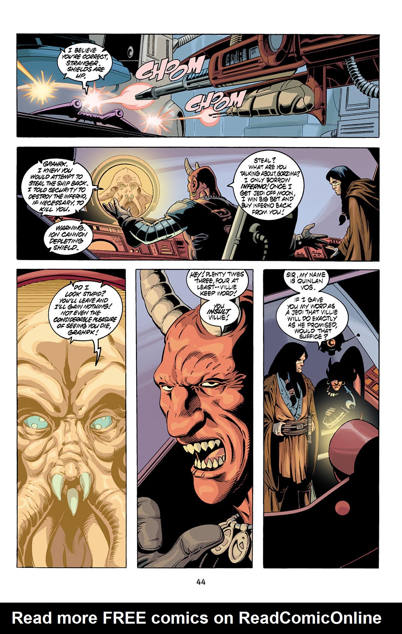Read online Star Wars Omnibus comic -  Issue # Vol. 15 - 41
