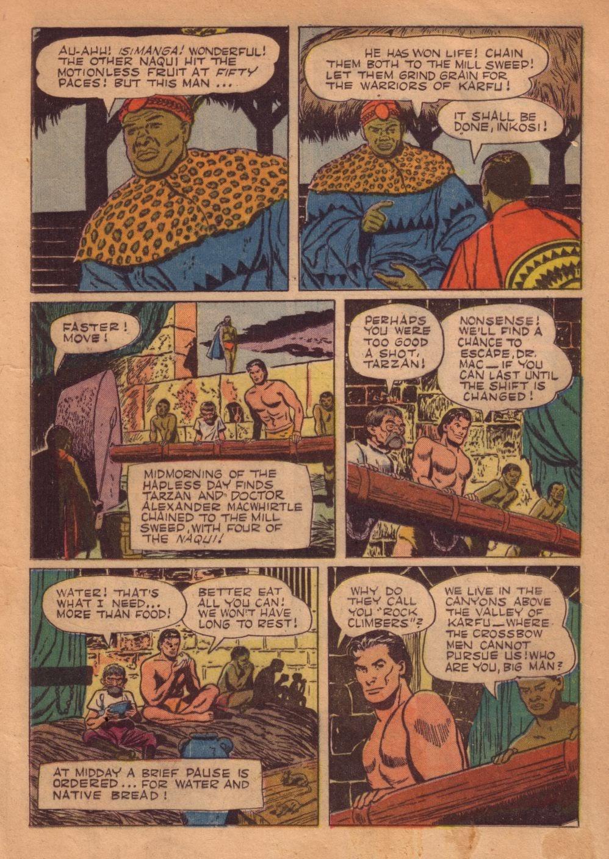 Tarzan (1948) issue 55 - Page 9