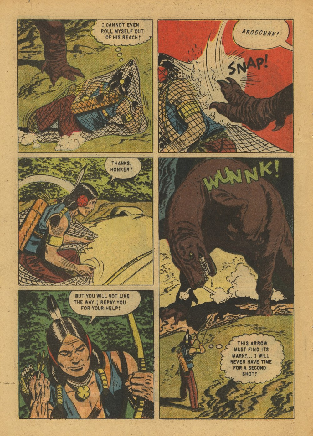 Read online Turok, Son of Stone comic -  Issue #15 - 12