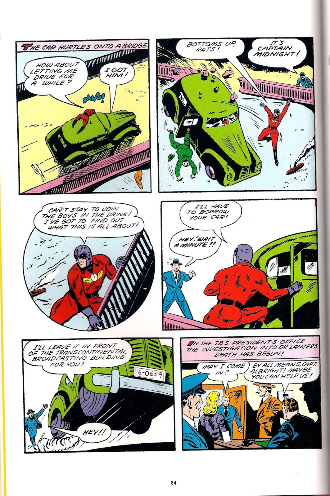 Captain Midnight (1942) issue 6 - Page 16