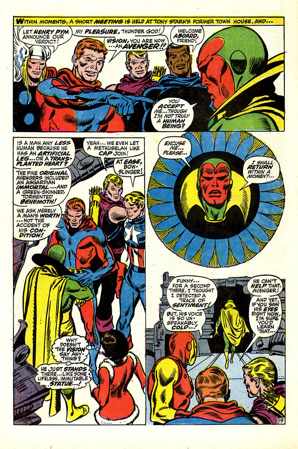 The Avengers (1963) 58 Page 19