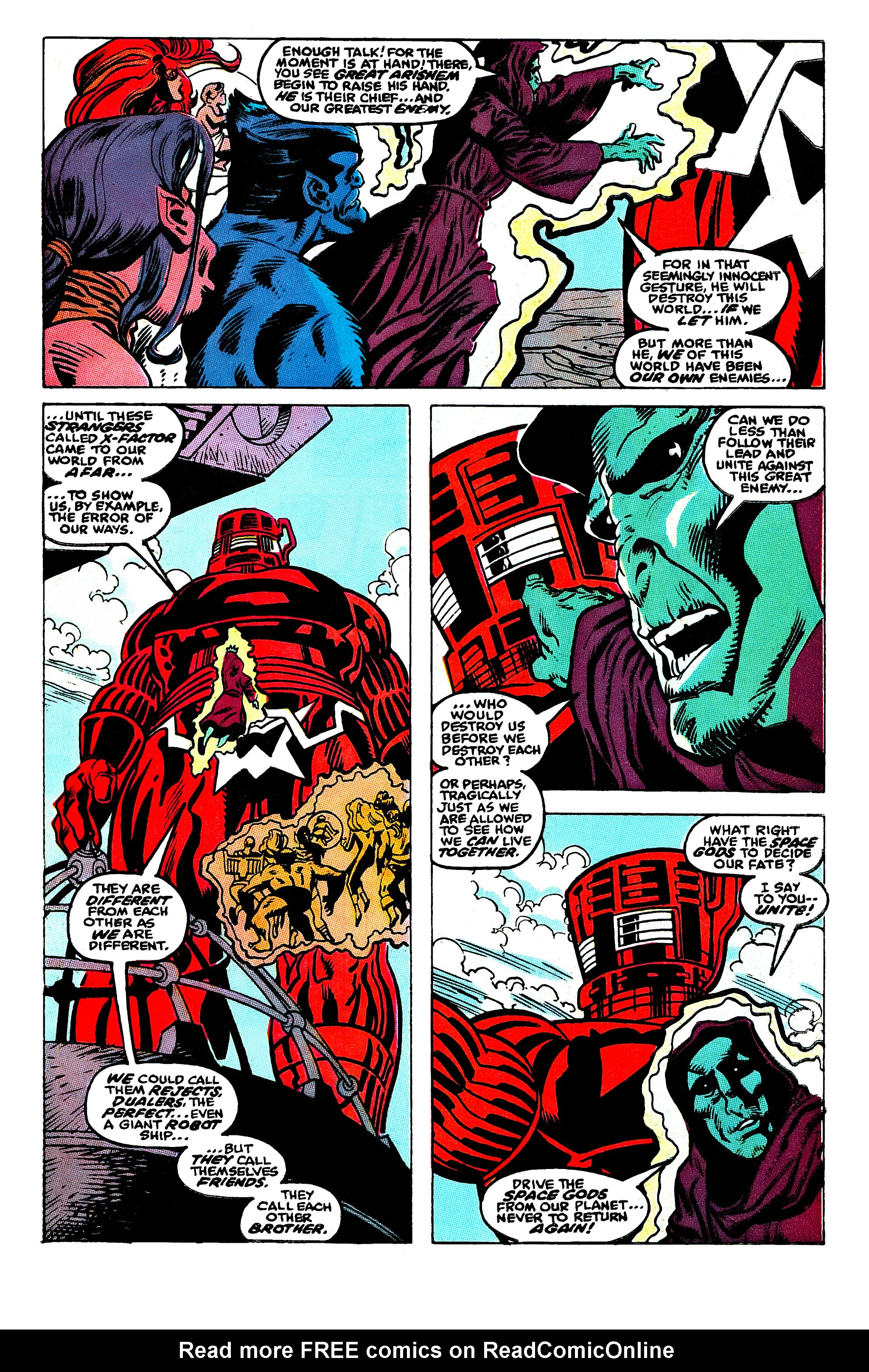 Read online X-Factor (1986) comic -  Issue #50 - 25