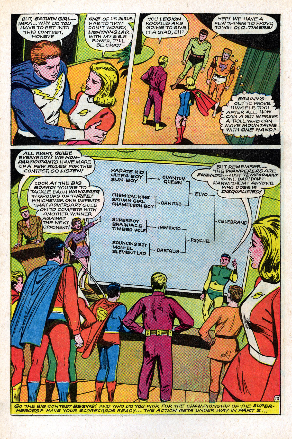 Read online Adventure Comics (1938) comic -  Issue #375 - 14
