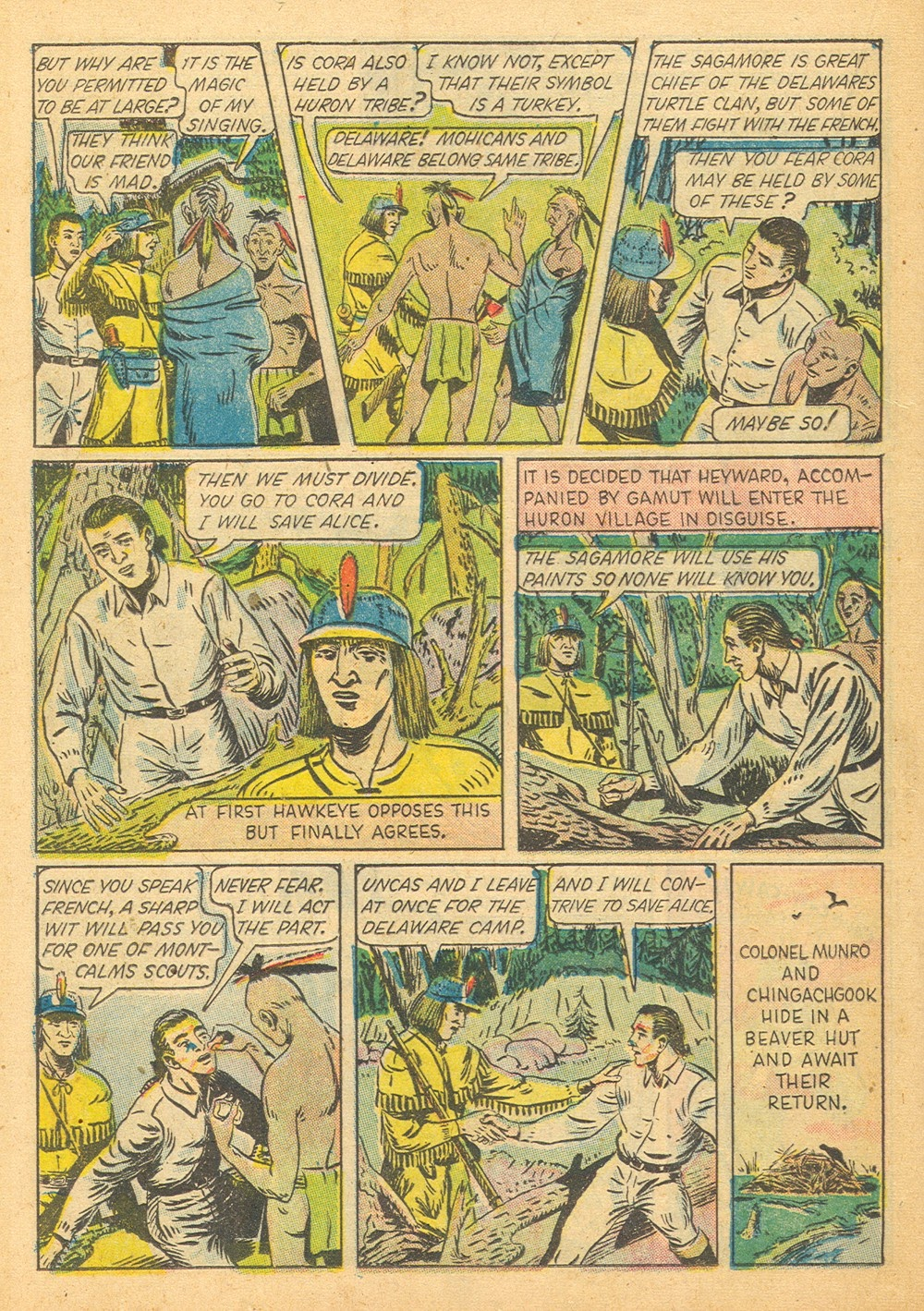Classics Illustrated issue 4 - Page 40