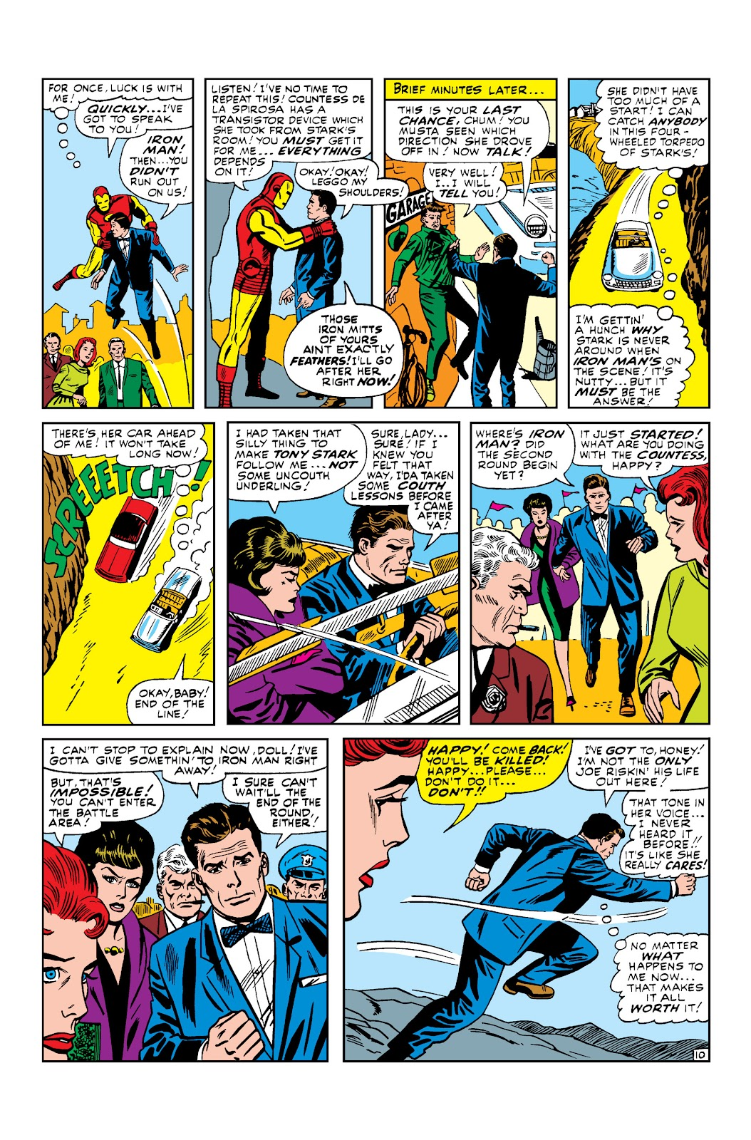 Tales of Suspense (1959) issue 70 - Page 11