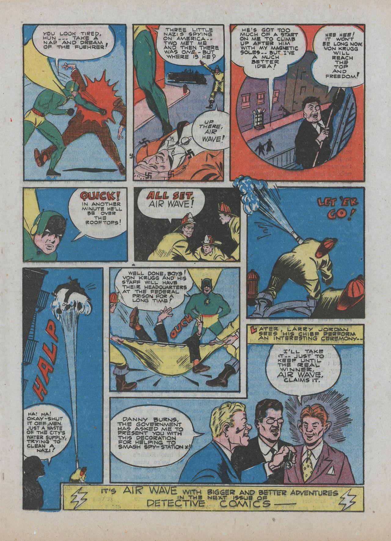Read online Detective Comics (1937) comic -  Issue #63 - 49