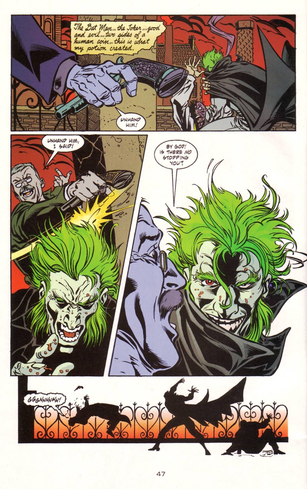 Batman: Two Faces issue Full - Page 48