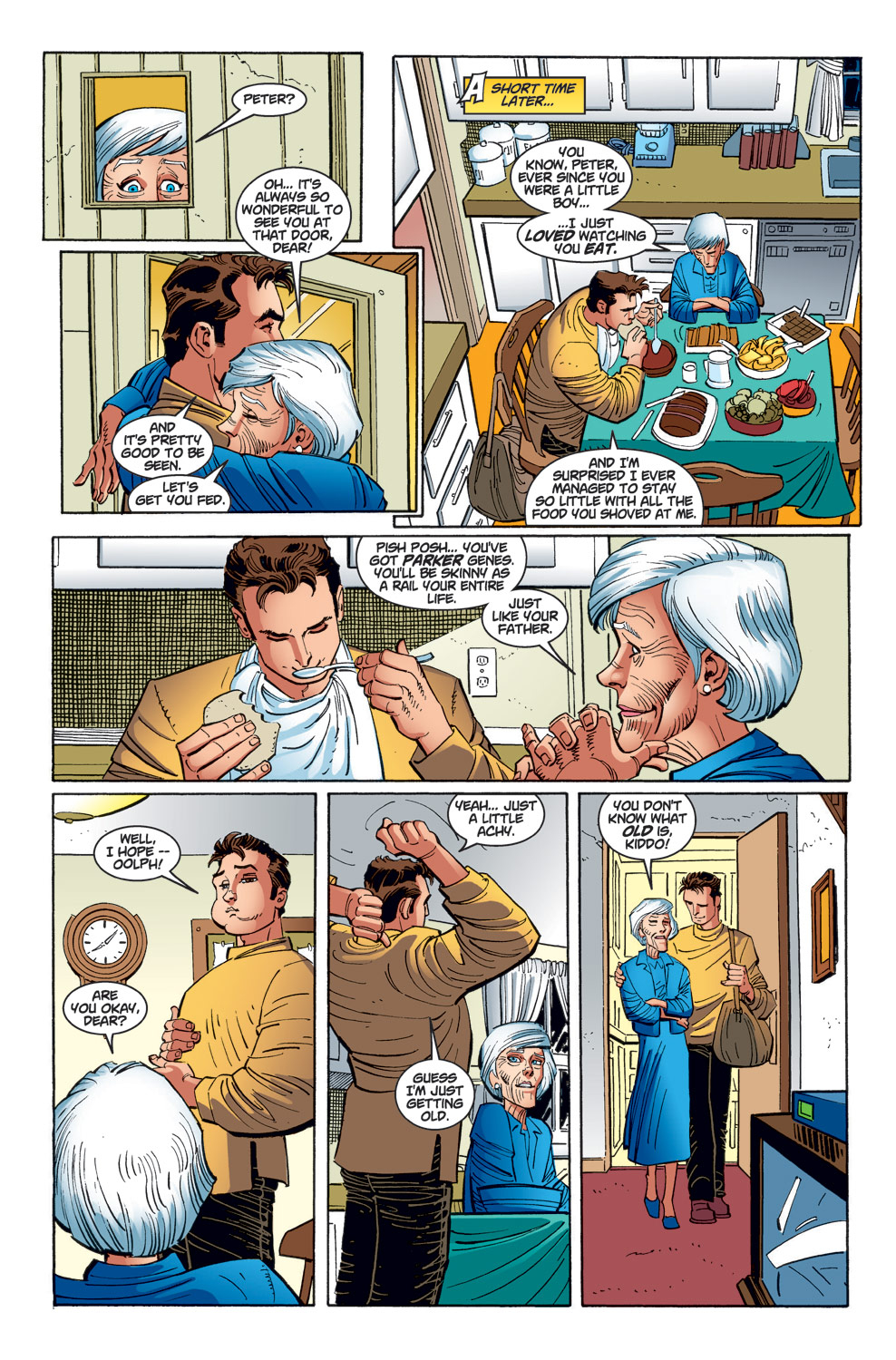 The Amazing Spider-Man (1999) 25 Page 18