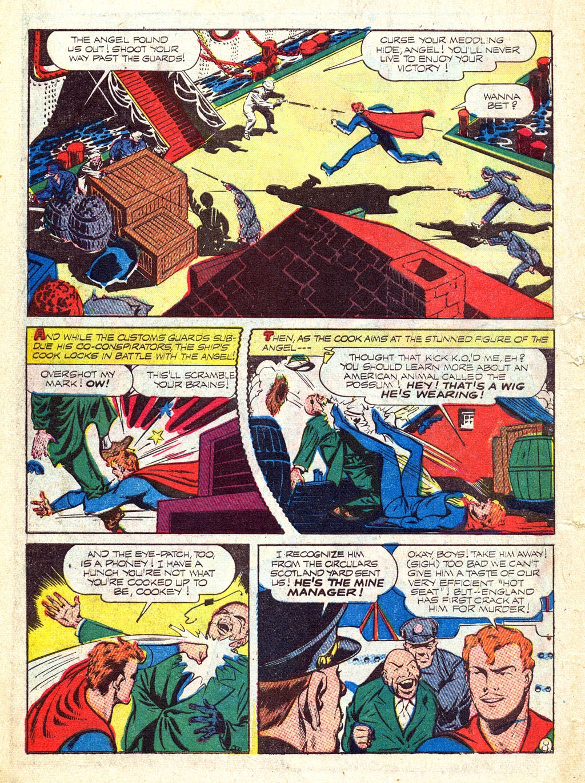 Read online Mystic Comics (1944) comic -  Issue #3 - 10