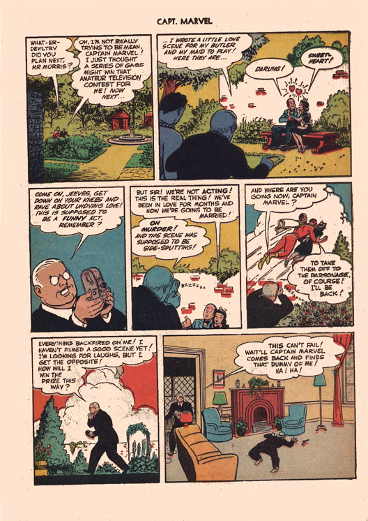 Captain Marvel Adventures issue 89 - Page 24