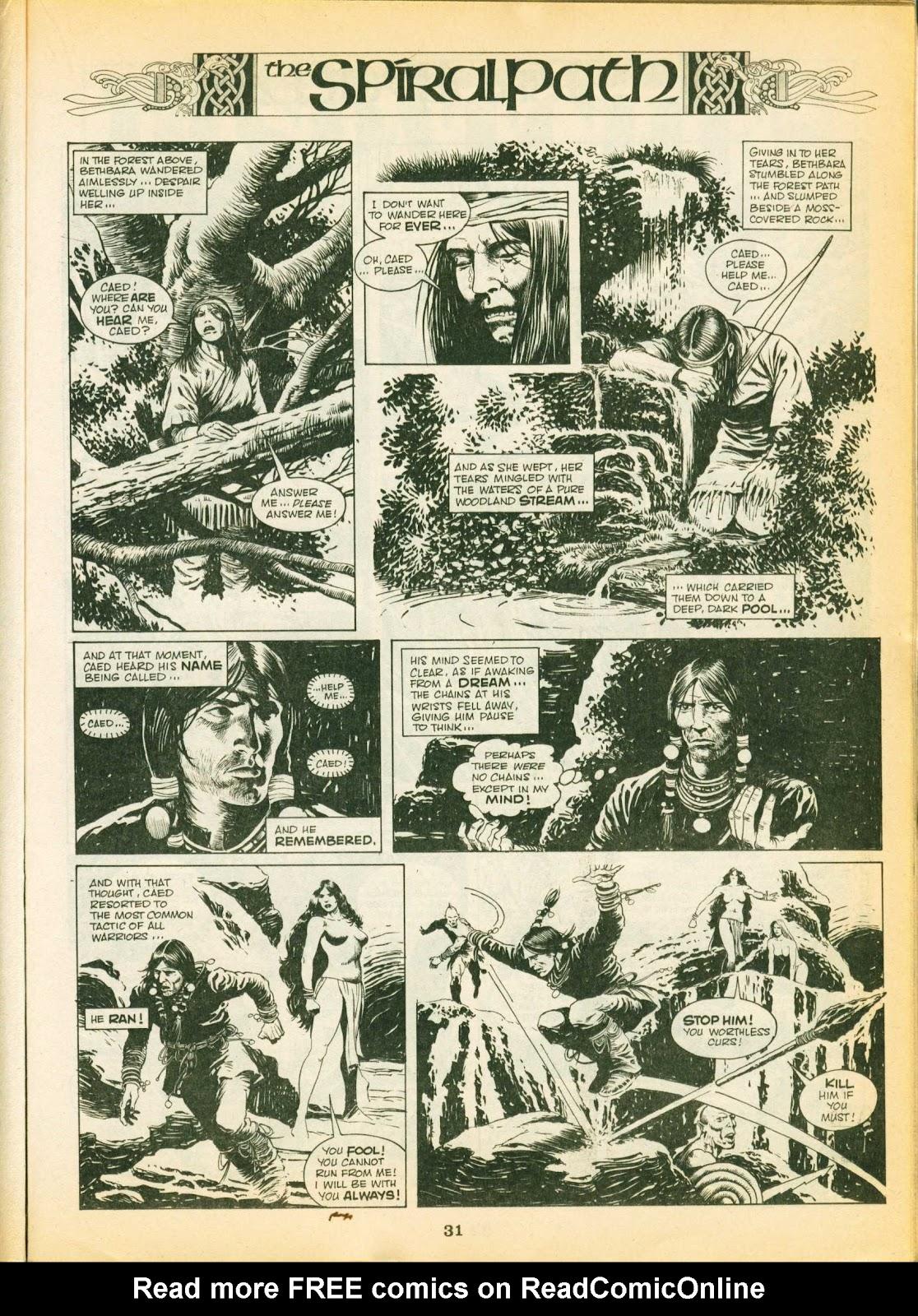 Warrior Issue #5 #6 - English 30