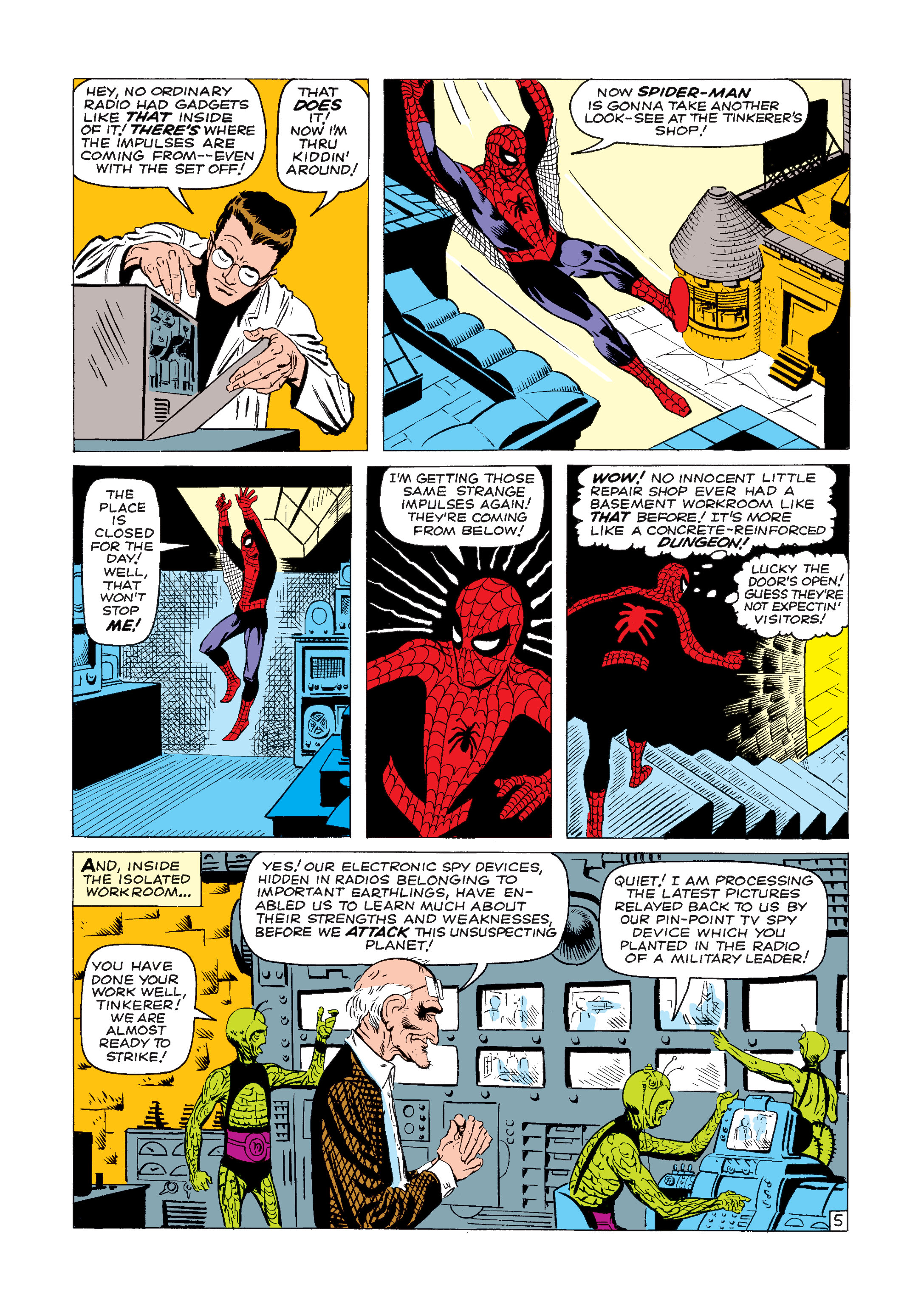 The Amazing Spider-Man (1963) 2 Page 19