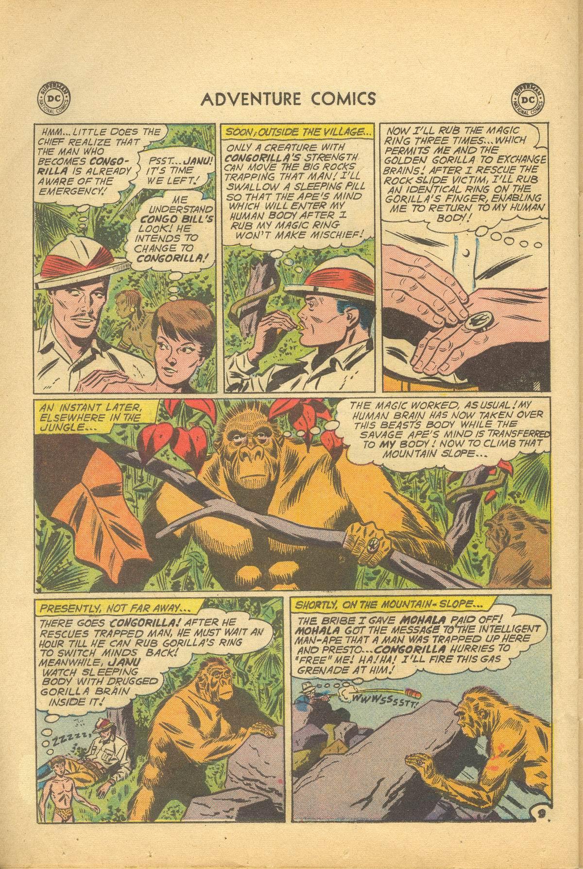 Read online Adventure Comics (1938) comic -  Issue #281 - 26