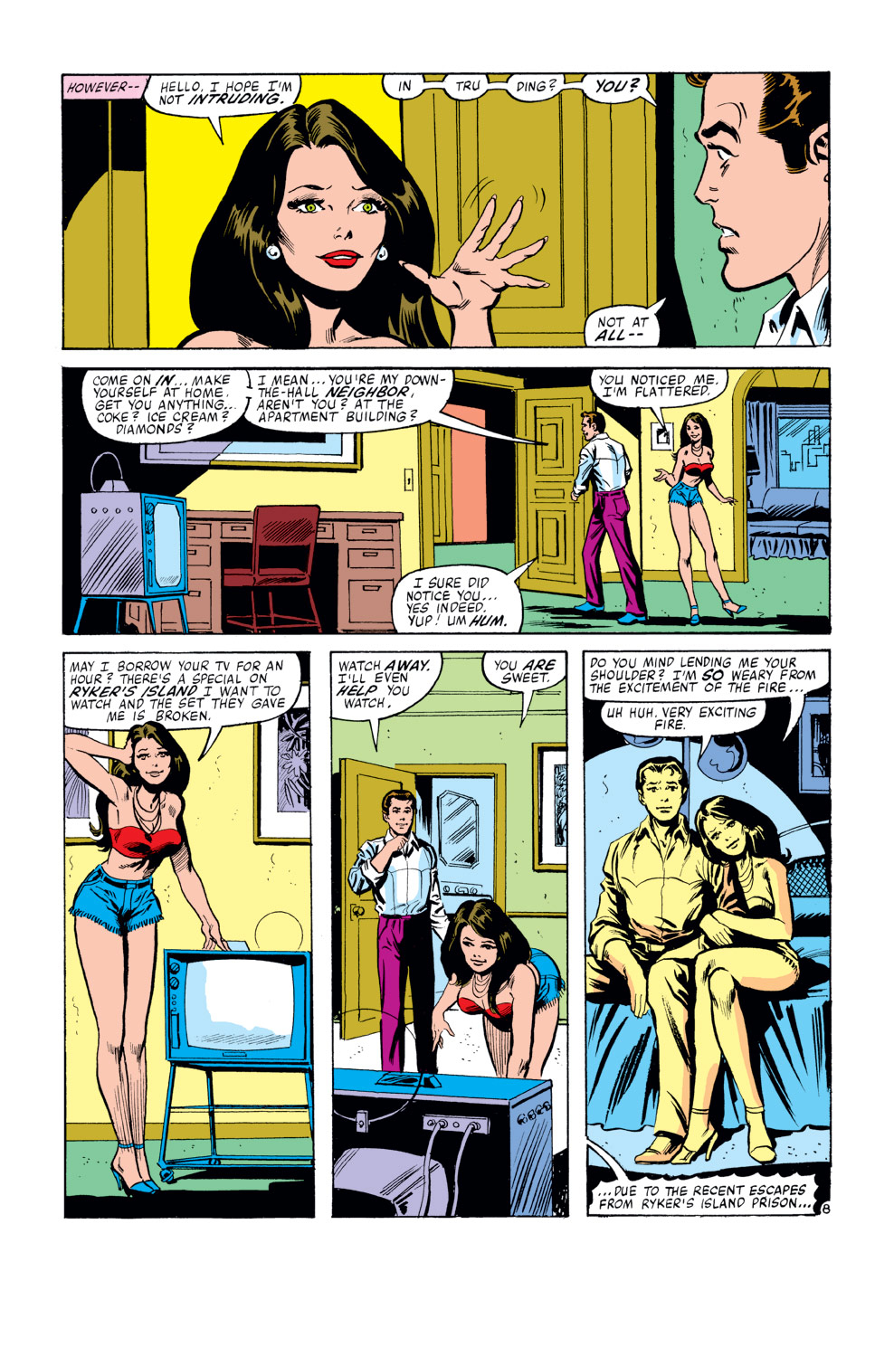 The Amazing Spider-Man (1963) 214 Page 8