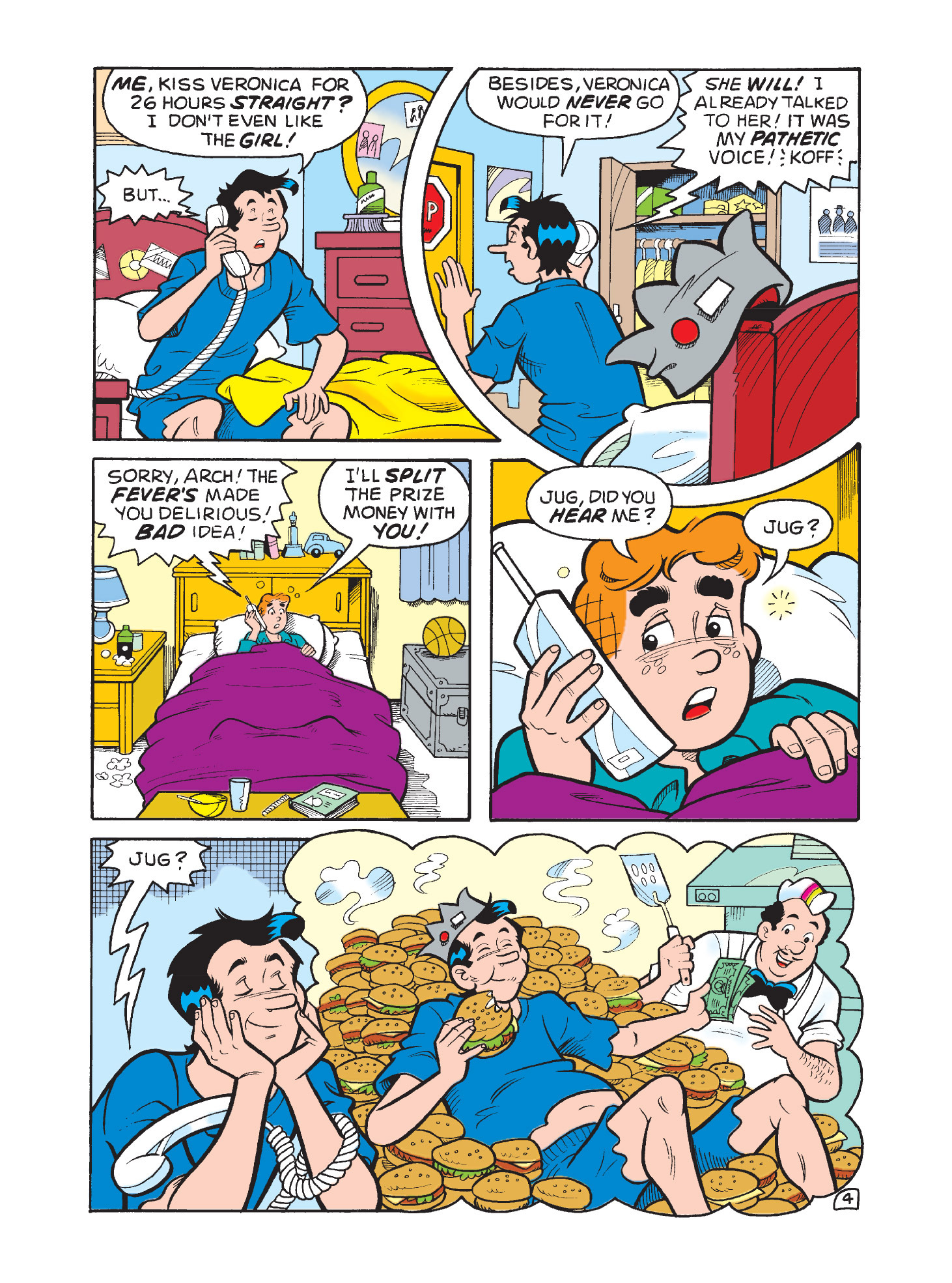 Read online Archie's Funhouse Double Digest comic -  Issue #9 - 97