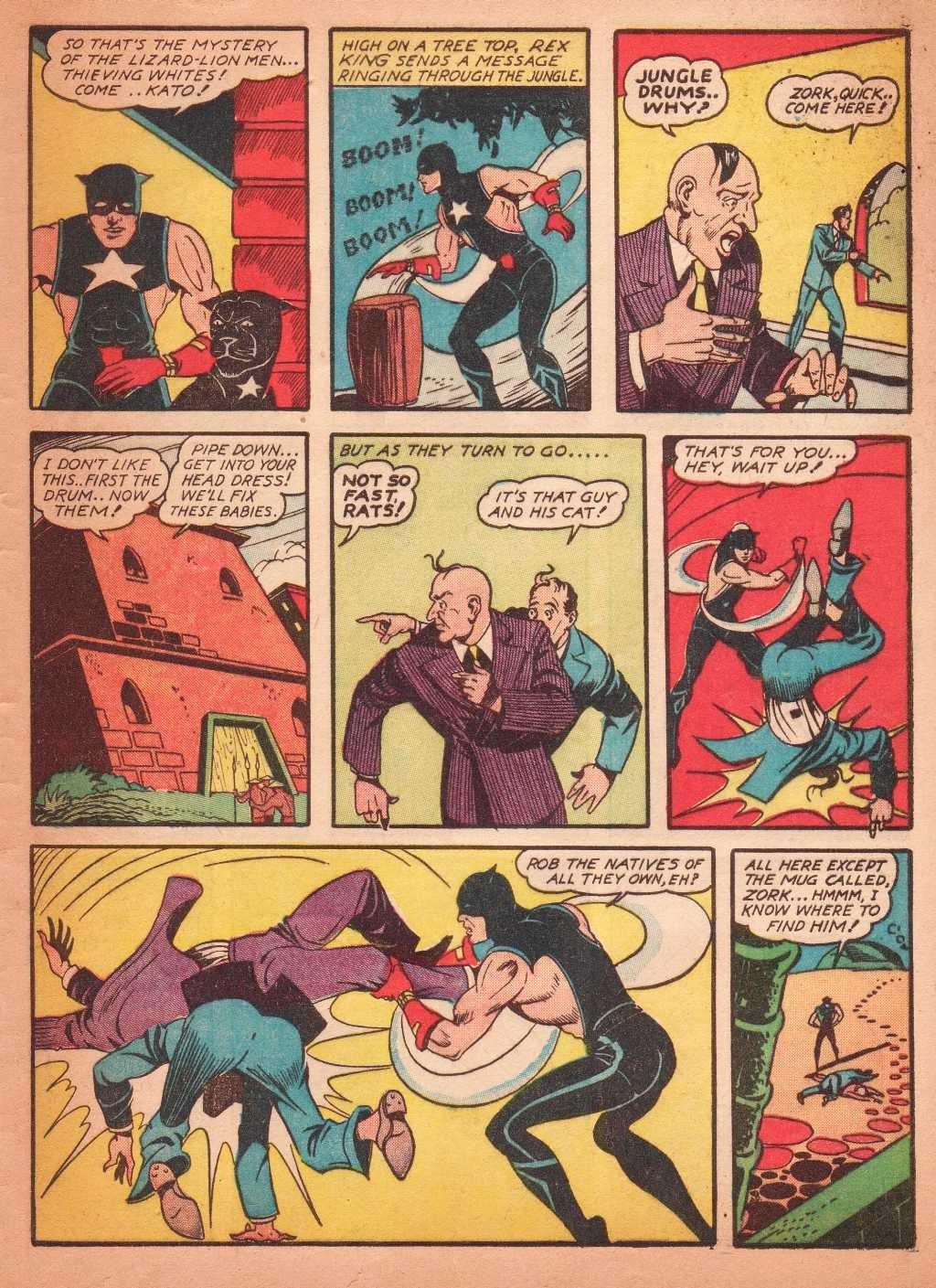 Read online Super-Magician Comics comic -  Issue #2 - 53