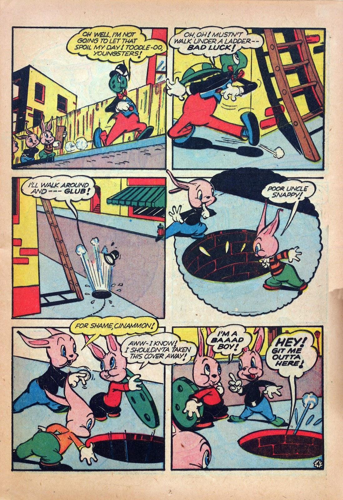 Krazy Komics issue 6 - Page 25