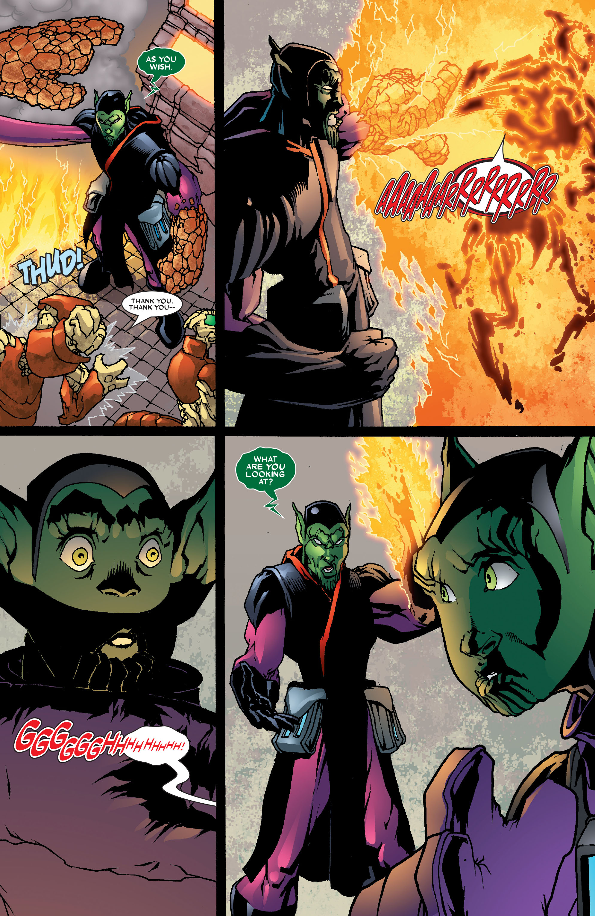 Read online Annihilation: Super-Skrull comic -  Issue #2 - 7