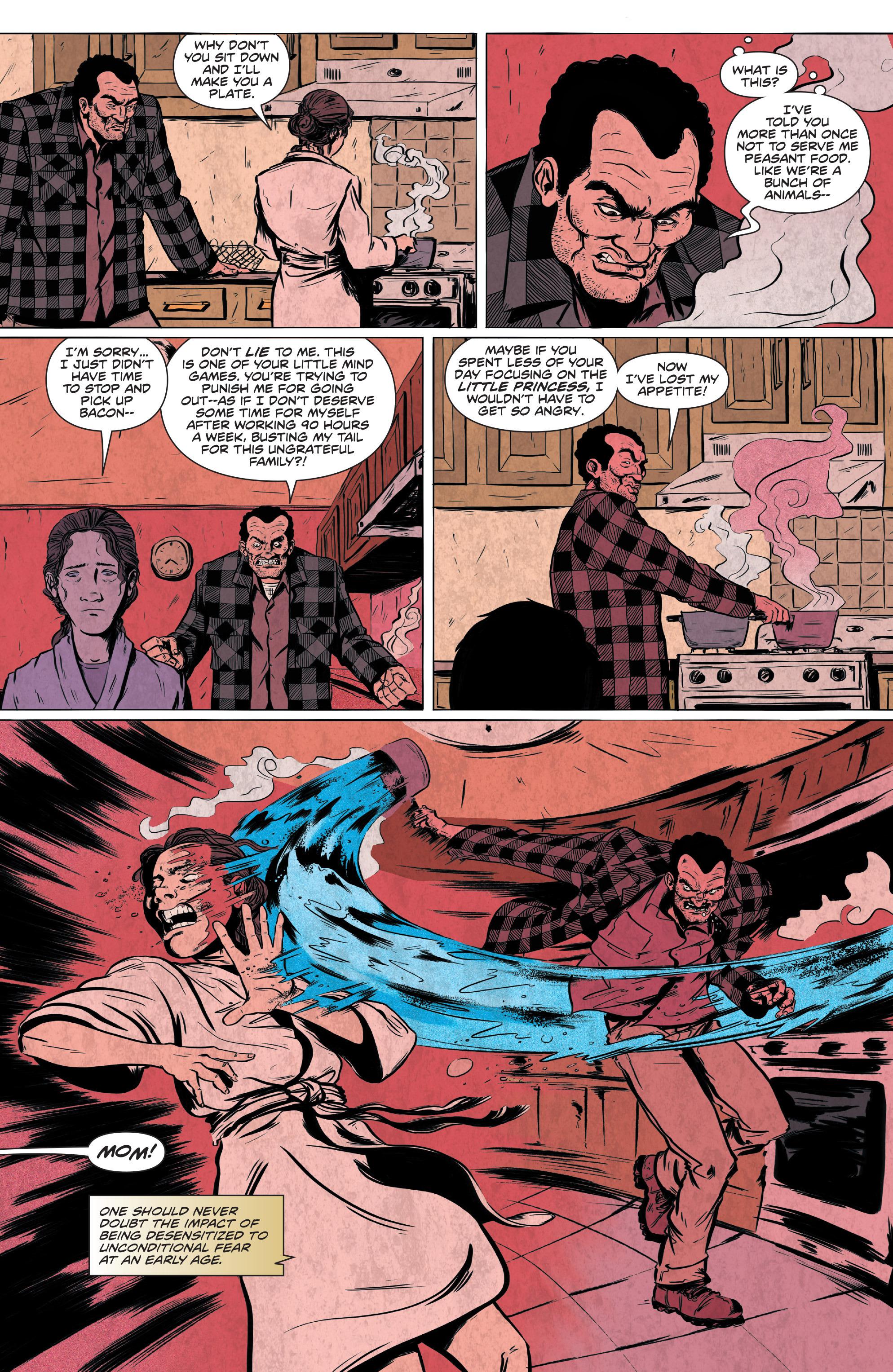 Read online Translucid comic -  Issue #2 - 12