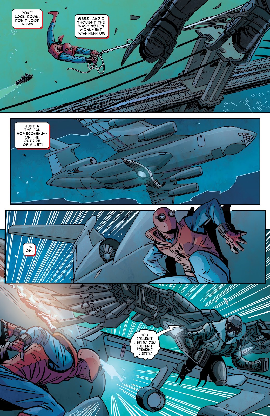 Read online Spider-Man: Far From Home Prelude comic -  Issue #2 - 18