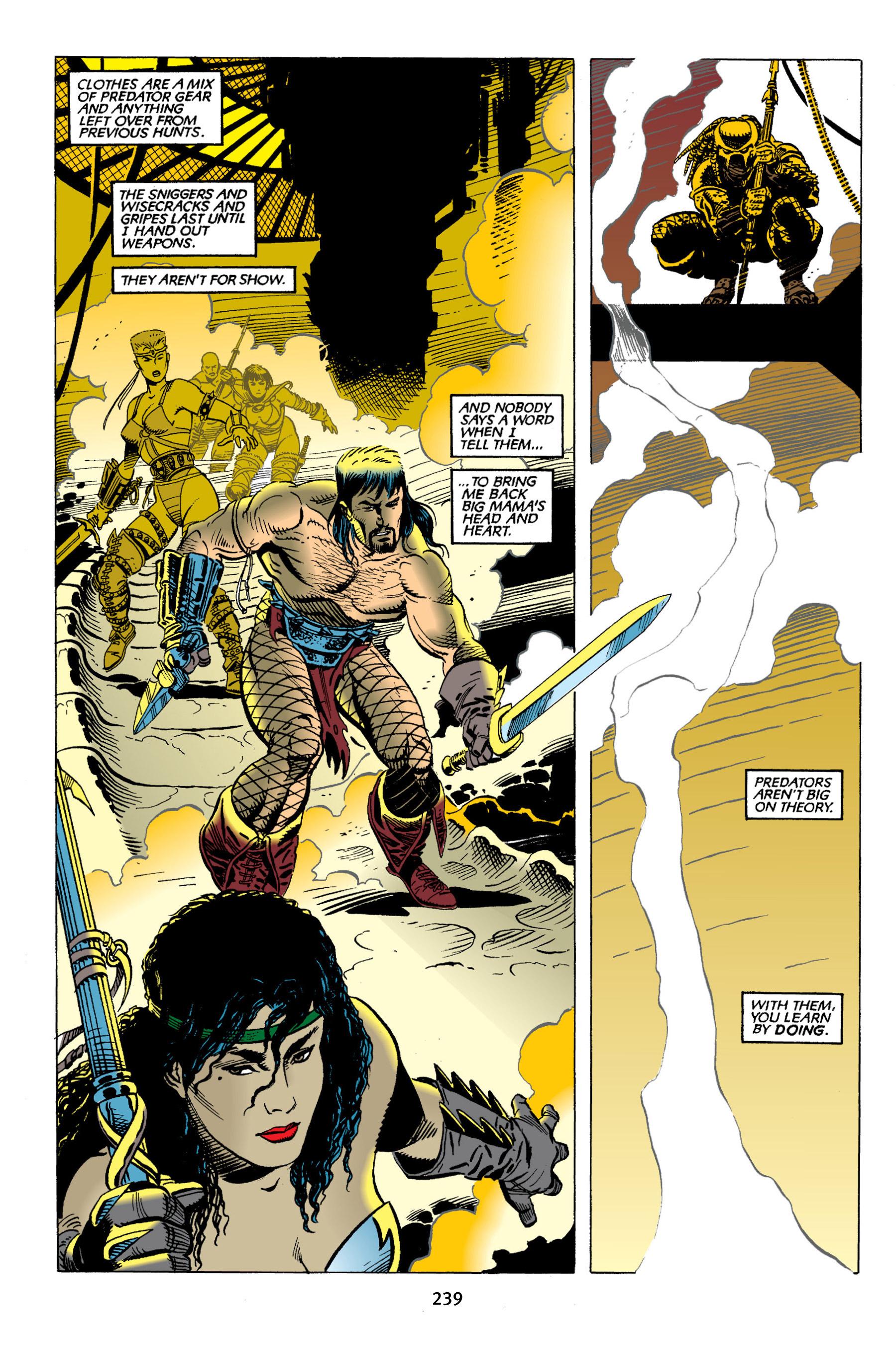 Read online Aliens vs. Predator Omnibus comic -  Issue # _TPB 2 Part 3 - 15