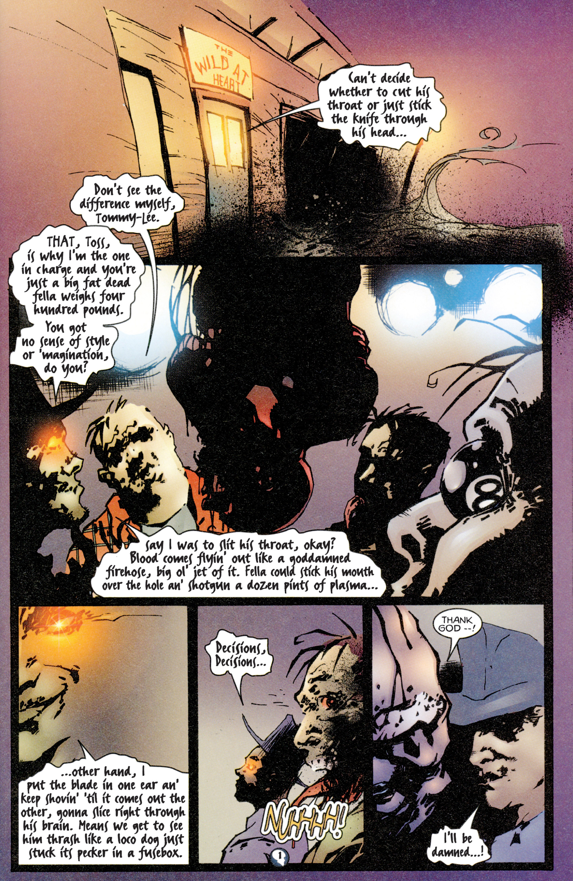 Read online Shadowman (1997) comic -  Issue #4 - 2