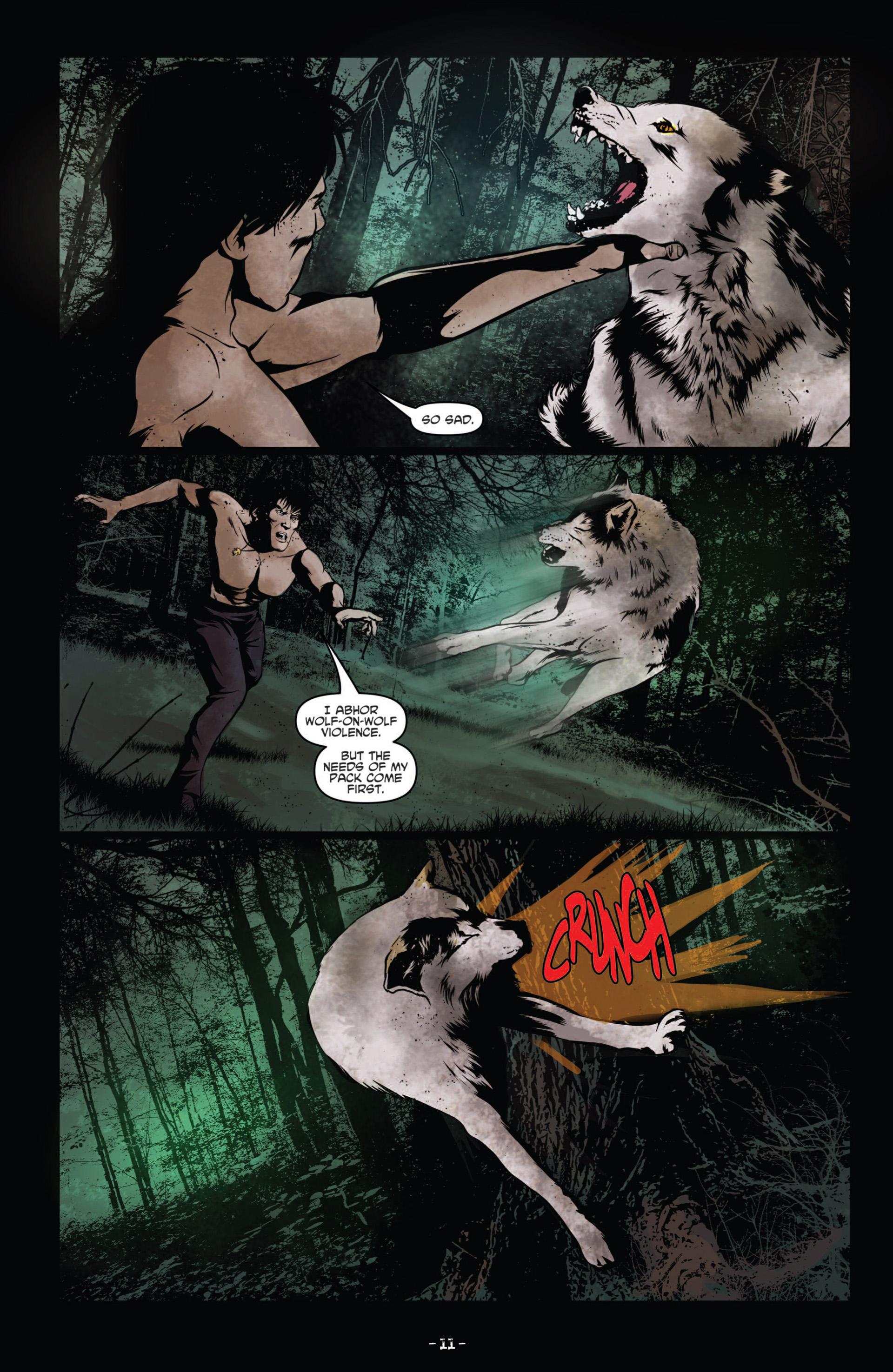 Read online True Blood (2012) comic -  Issue #9 - 13