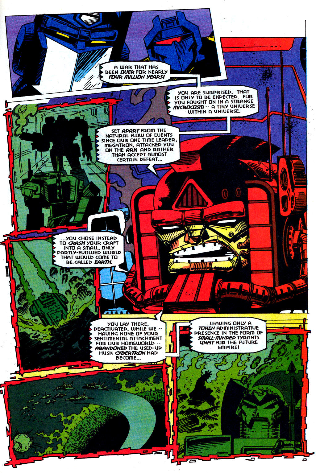 Read online Transformers: Generation 2 comic -  Issue #1 - 27