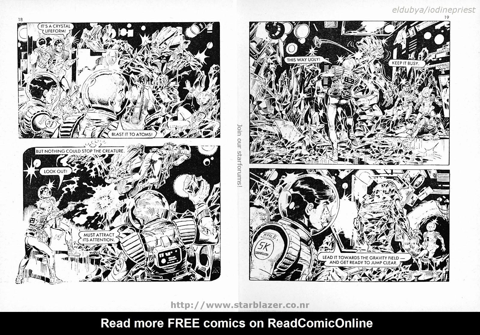 Starblazer issue 155 - Page 11