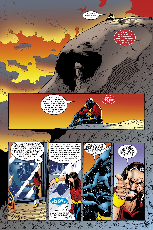 Captain Marvel (1999) Issue #22 #23 - English 12
