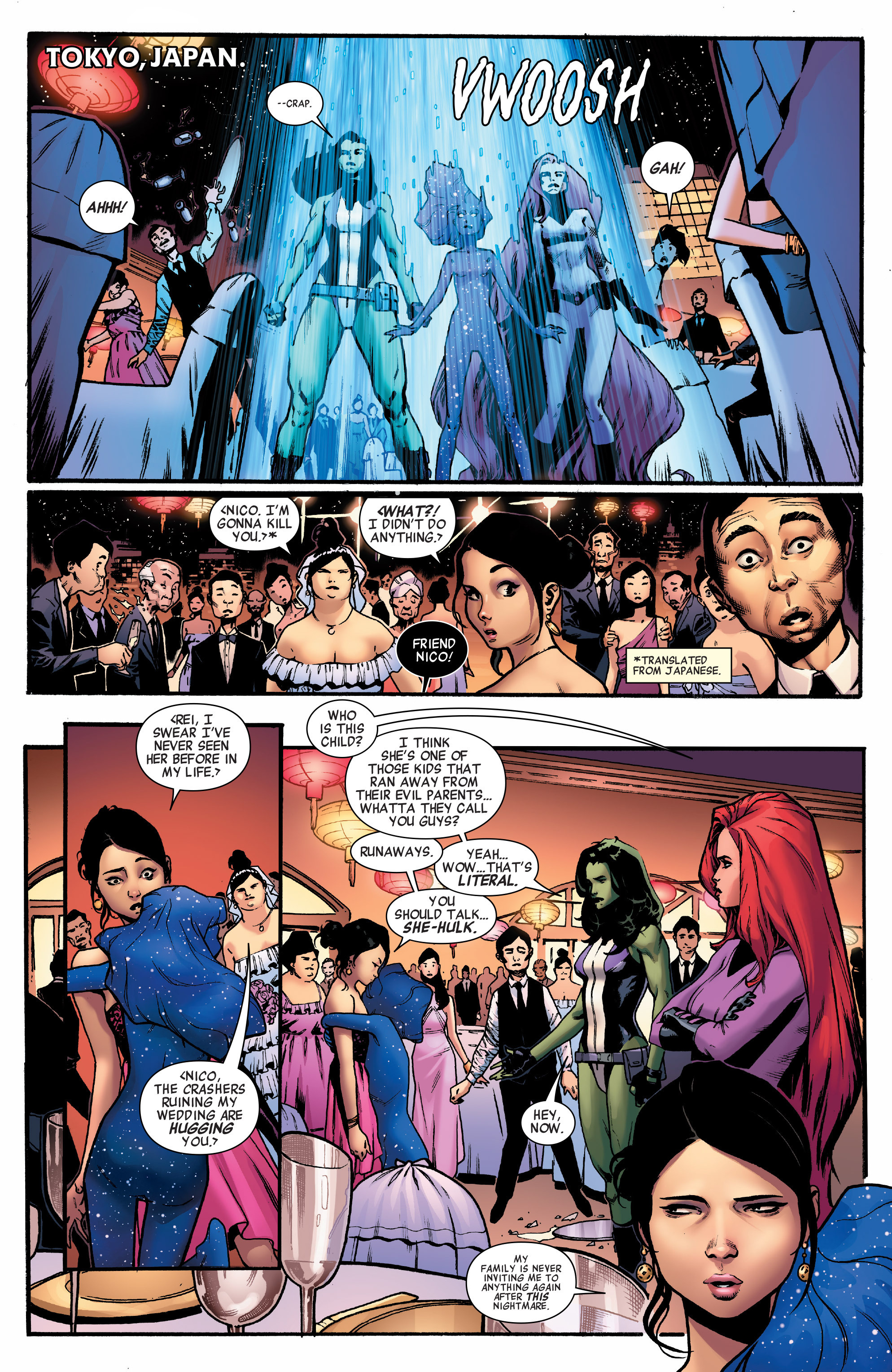 Read online A-Force (2016) comic -  Issue #2 - 9