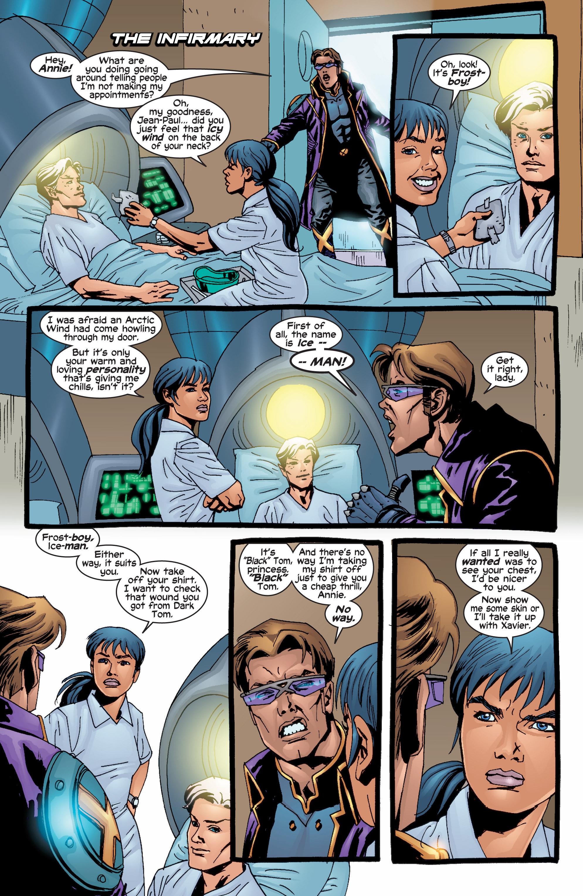 Read online Uncanny X-Men (1963) comic -  Issue #415 - 8