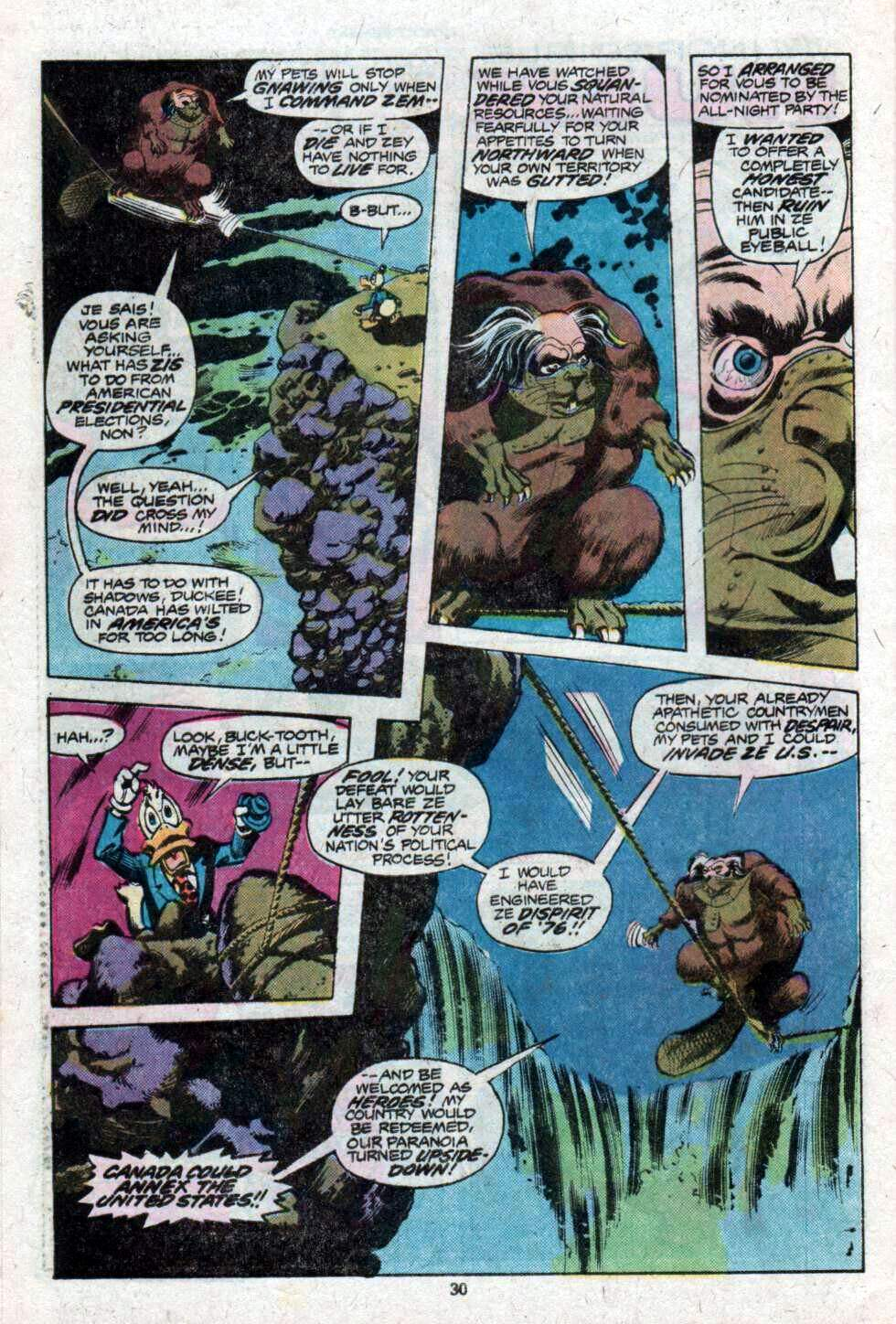 Howard the Duck (1976) Issue #9 #10 - English 17