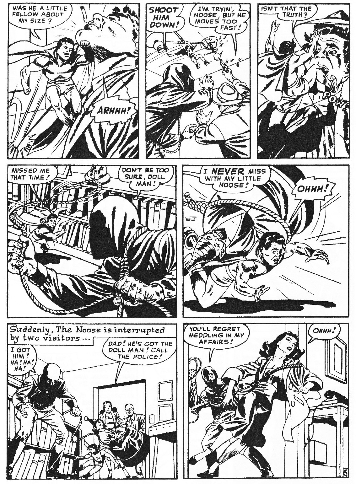 Read online Men of Mystery Comics comic -  Issue #81 - 9