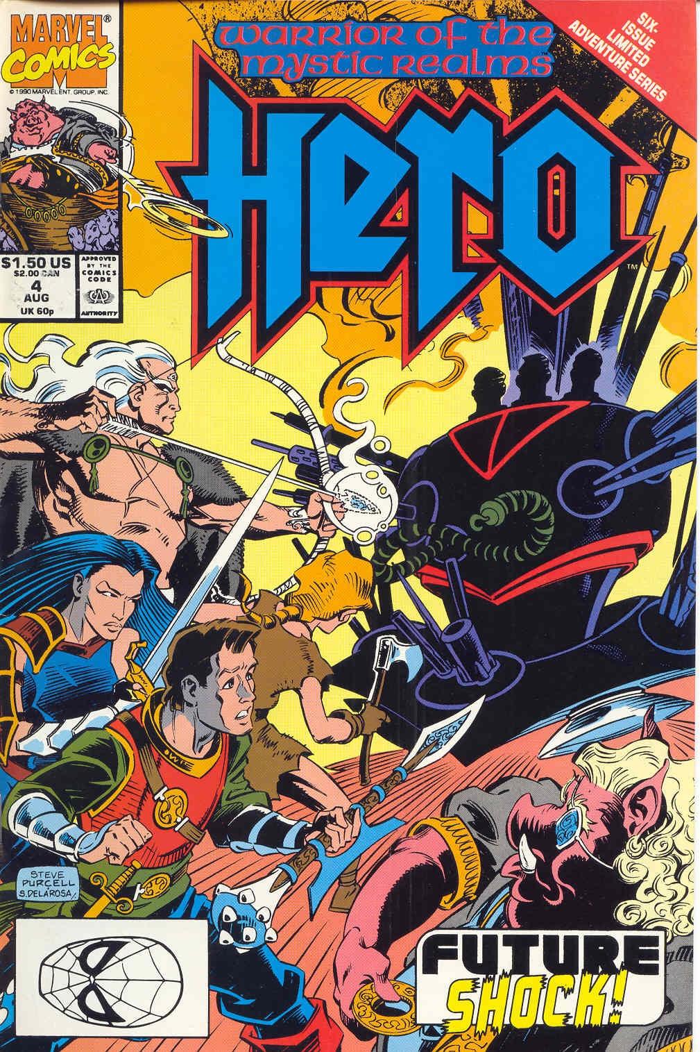 Hero 4 Page 1