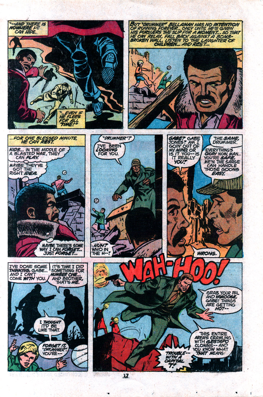 Read online Sgt. Fury comic -  Issue #117 - 19