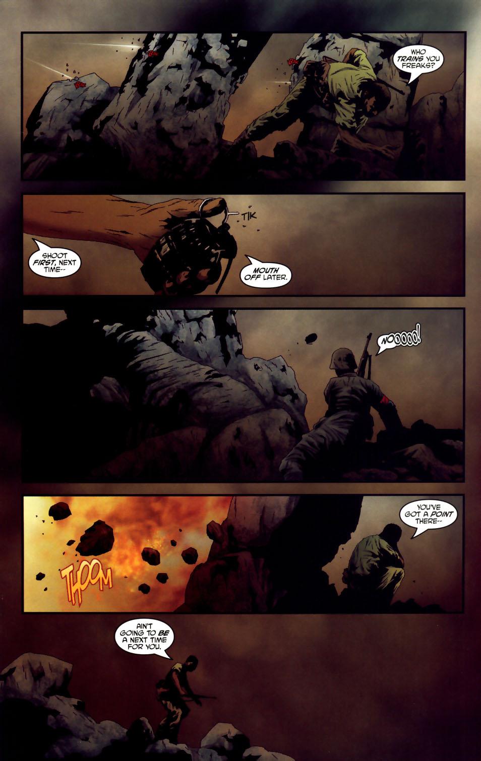 Read online Transformers/G.I. Joe comic -  Issue #3 - 6