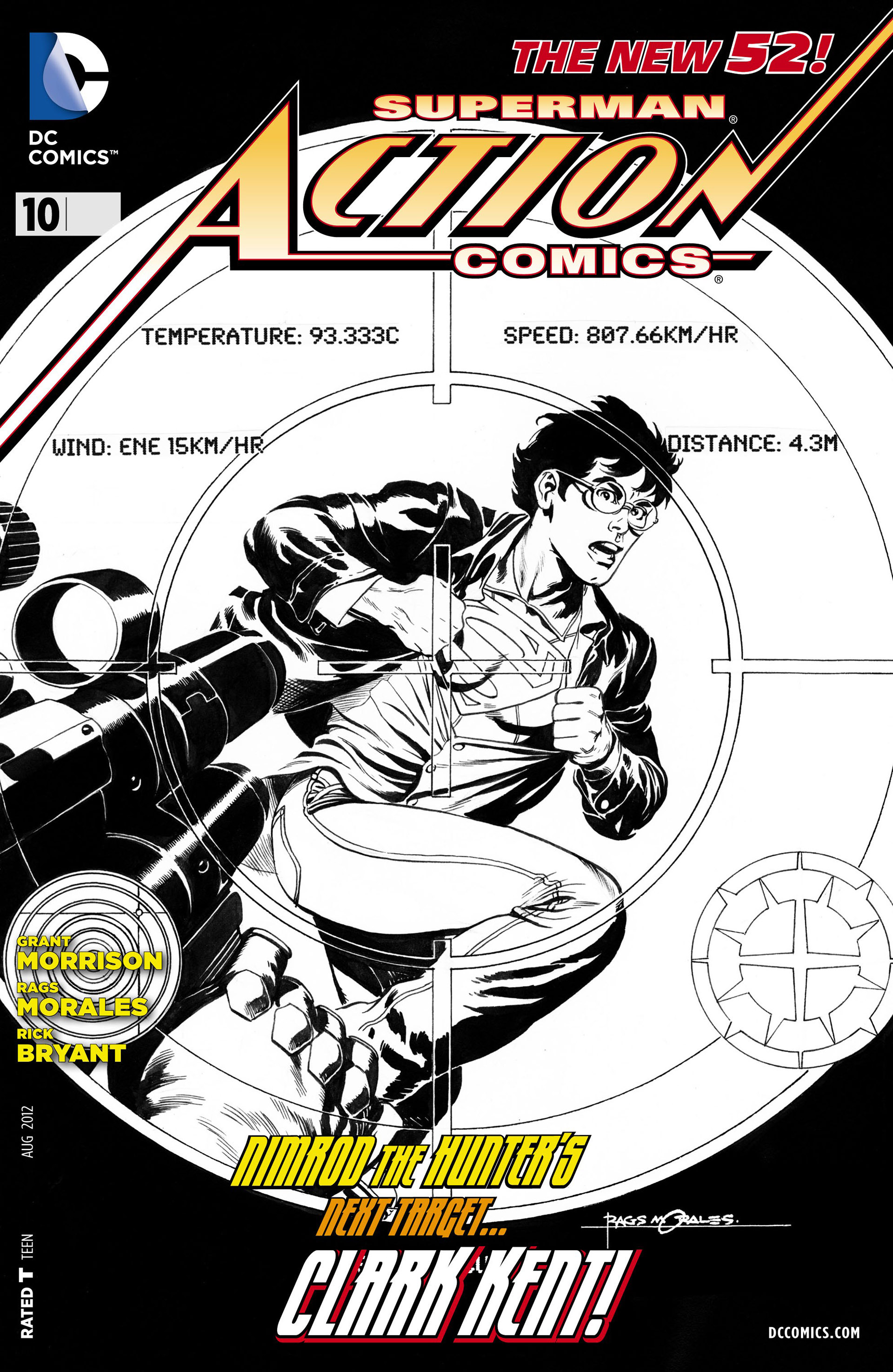 Read online Action Comics (2011) comic -  Issue #10 - 29